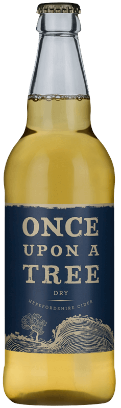Once Upon A Tree Dry Cider NV