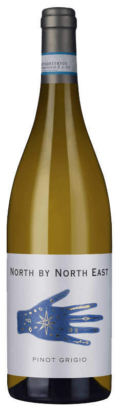North by North East Pinot Grigio 2018