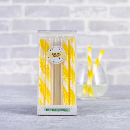 Gin & Lemon Stirrer