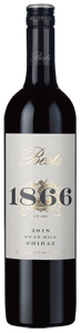 Best's 1866 Shiraz 2018