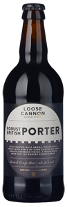 Loose Cannon Robust British Porter