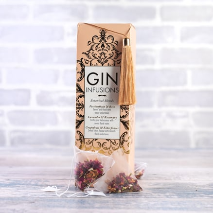 Gin Infusions Trio (Pink)