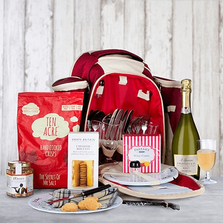 Celebrate Dad Picnic Backpack Hamper