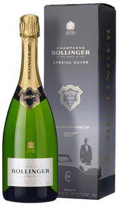 Champagne Bollinger Special Cuvée Limited Edition Brut (in gift box)