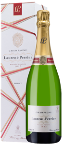 Champagne Laurent-Perrier Brut (gift box)