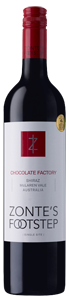 Zonte's Footstep Chocolate Factory Shiraz 2013