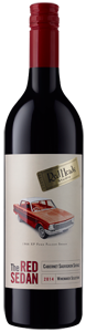 RedHeads The Red Sedan Cabernet Shiraz 2014