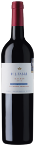 HJ Fabre Barrel Selection Malbec 2014