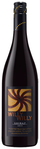 Willy Willy Shiraz 2015