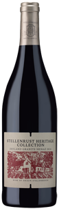 Stellenrust Heritage Collection Shiraz 2014