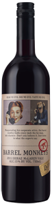 RedHeads Barrel Monkeys Shiraz 2015