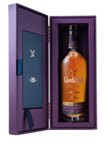 Glenfiddich Excellence 26-year-old Single Malt Scotch Whisky (gift box) (70cl) NV