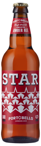 Portobello Brewing Co Star Amber Ale (50cl) NV