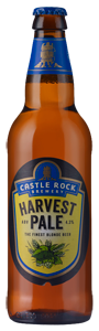 Castle Rock Harvest Pale (50cl) NV
