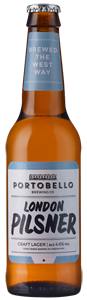 Portobello Brewing Co. London Pilsner (33cl) NV