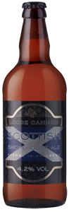 Loose Cannon Scottish Smokehouse Ale (50cl) NV
