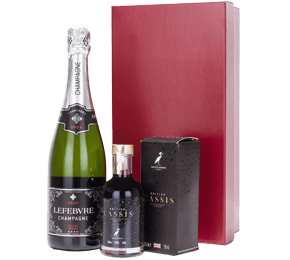 Kir Royale Gift Set