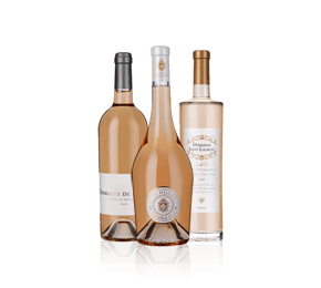 Provence Rosé Collection Trio