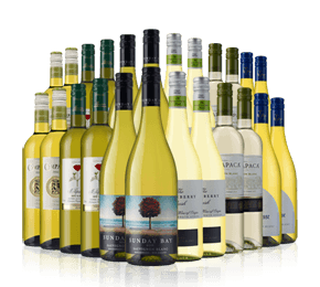 Bestsellers Whites Two-Case Deal
