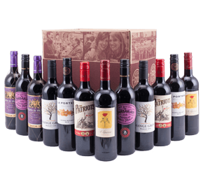 Discovery Dozen Reds Gift
