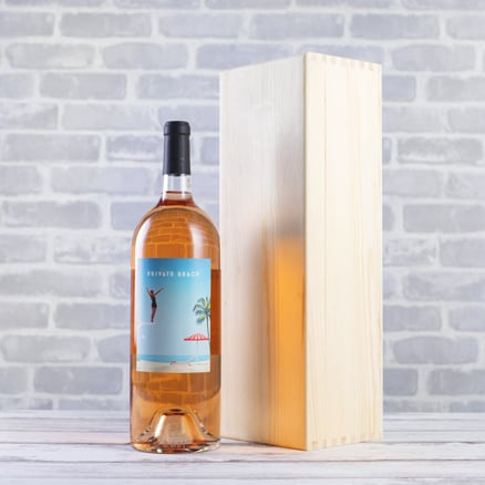 Private Beach Rosé Magnum 2018 Gift