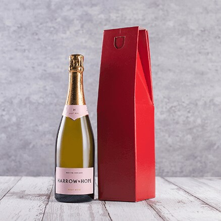 Harrow & Hope Brut Rosé Gift 2019