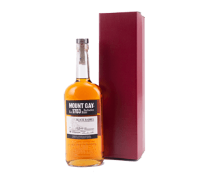 Mount Gay Black Barrel Rum with Gift Box