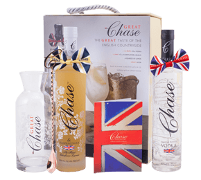 Great Chase - English Vodka Cocktail Gift Set (2x50cl)