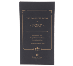 The Complete Book of Port Gift Set (10x6cl)