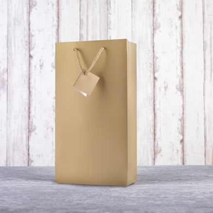 Double Bottle Gift Bag