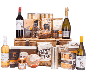 Traditional Christmas Hamper Gift