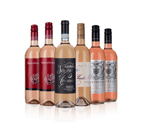 Refreshing Rosé Sale Mix Six